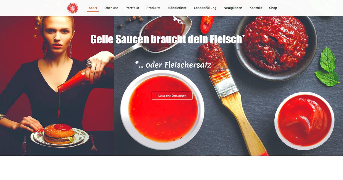 Neue Homepage für Devils Eye